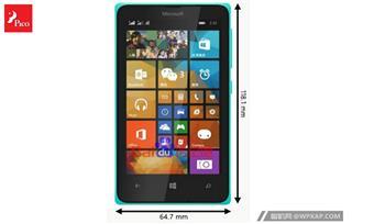 Lumia 435 lộ diện, giá chỉ 57 USD?