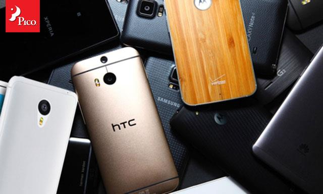 10 smartphone Android mạnh nhất 2014