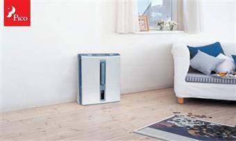 Cách sử dụng máy hút ẩm hiệu quả khi trời nồm