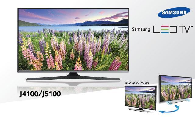 Khuyến mãi khủng nhân dịp Samsung ra mắt dòng TV LED mới