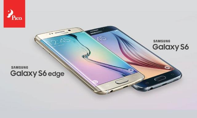 Lộ giá bán chính hãng bộ đôi siêu phẩm Galaxy S6 và S6 Edge