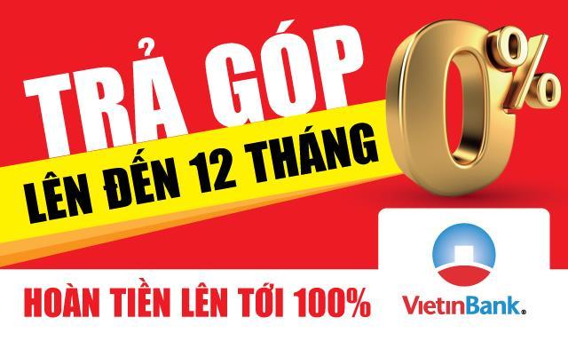 Hoàn tiền tới 100% cho chủ thẻ VietinBank mua sắm tại Pico