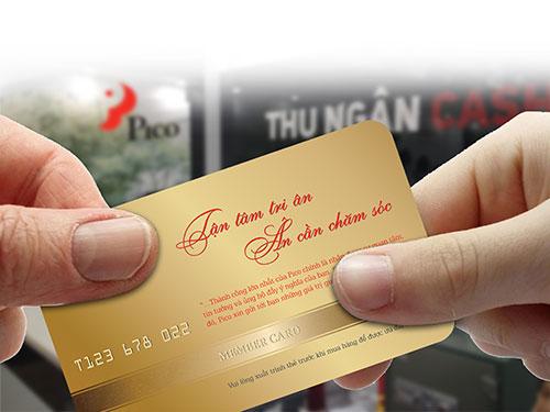 Hướng dẫn đăng ký và sử dụng thẻ thành viên
