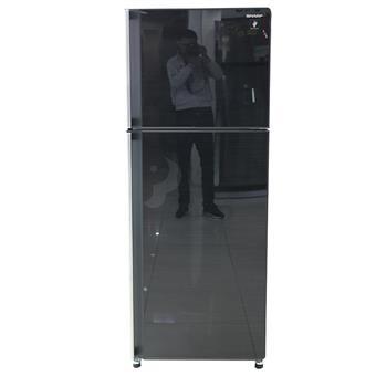 Tủ lạnh Sharp SJP405GBK
