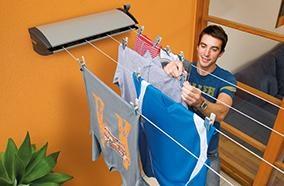 Máy giặt tích hợp máy sấy