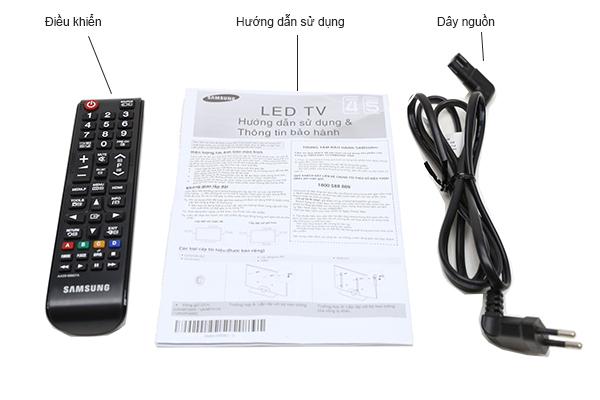 Bộ bán hàng chuẩn - TIVI LED Samsung UA40EH5000-40, Full HD