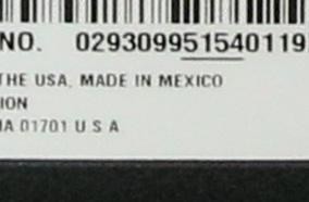 Nhập khẩu Mexico, duy nhất tại Pico