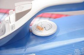 Quần áo được bảo vệ an toàn với vòng chỉnh nhiệt