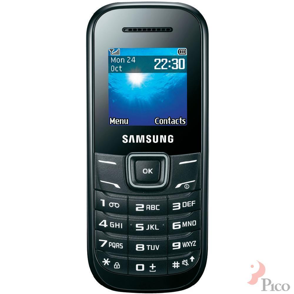 Samsung E1200 Giá Việt Nam