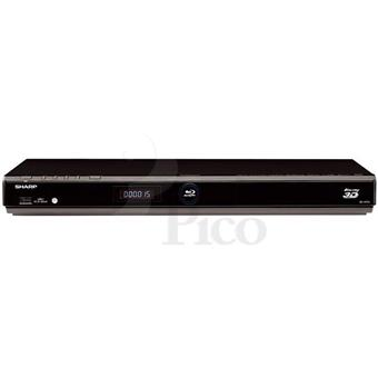 Đầu Blu-ray 3D Sharp - BD-HP25A