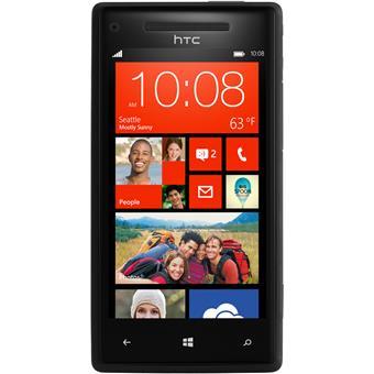 Điện thoại di động HTC 8X - Màu Đen