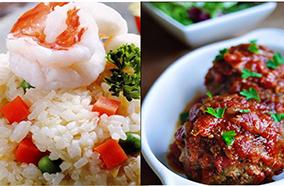 Chế độ nấu nướng dinh dưỡng