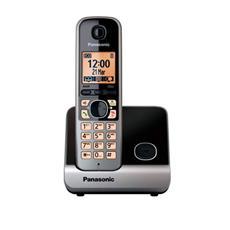 Máy điện thoại Dect để bàn kết nối tay con KX-TG6711