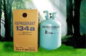 Sử dụng gas R134a