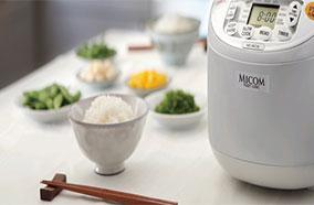Nấu cơm ngon với công nghệ hiện đại và 8 chế độ nấu linh hoạ