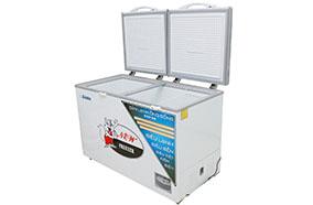 Thiết kế 1 ngăn 2 cánh lật vali