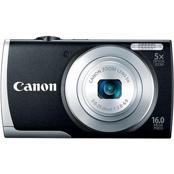 Máy ảnh Canon  PSA2600B 16mp màu đen