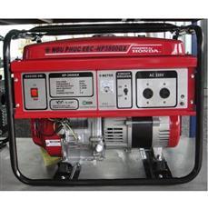 Máy phát điện NGŨ PHÚC NP3800GX động cơ HONDA 3.0 - 3.2 kva, giật nổ