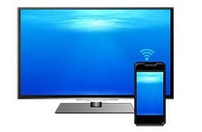 TCL nScreen chia sẻ thông minh và nhanh chóng