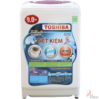 Máy giặt Toshiba B1000GV 9kg - Màu Hồng