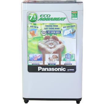 Máy giặt lồng đứng Panasonic NAF76H3LRV 7.6 kg