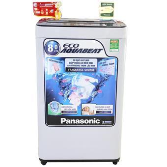 Máy giặt lồng đứng Panasonic NAF80B5HRV - 8.0kg