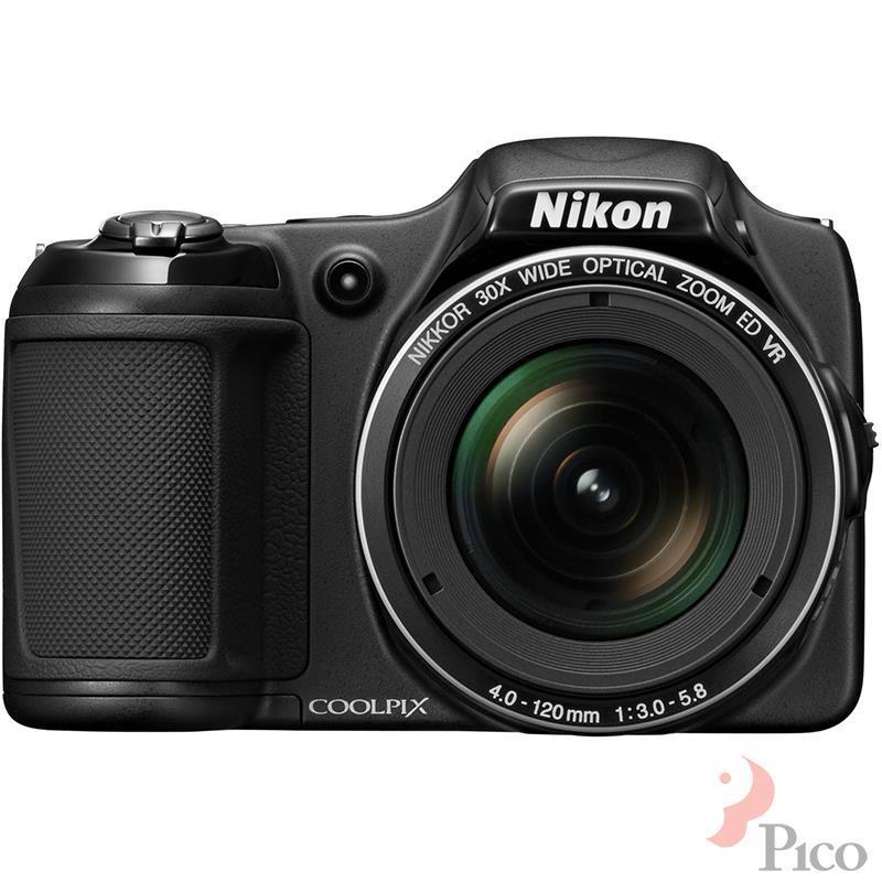 Nikon L820 16mp màu đen Giá Việt Nam