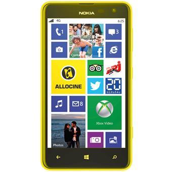 Nokia Lumia 625 Vàng