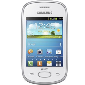 Điện thoại di động Samsung S5282 Trắng - Galaxy Star