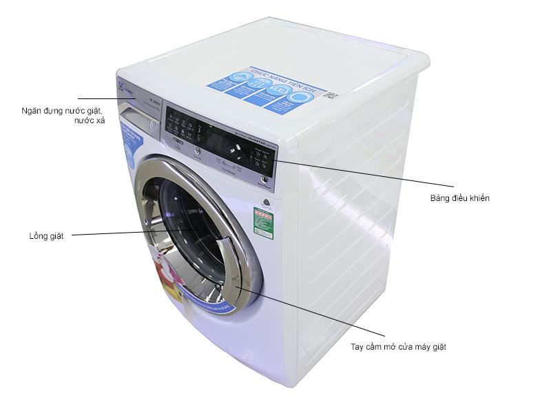 Máy giặt  ELECTROLUX EWF14012 - Inverter - 10.0kg