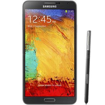 Điện thoại di động Samsung N9000 Đen - Galaxy Note 3