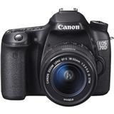 Máy ảnh Canon EOS 70D lens 18-55mm - EOS70DW1855