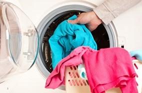 Máy giặt cửa trước tiện lợi