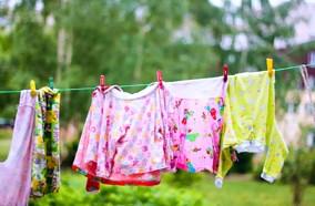 Rút ngắn thời gian phơi quần áo