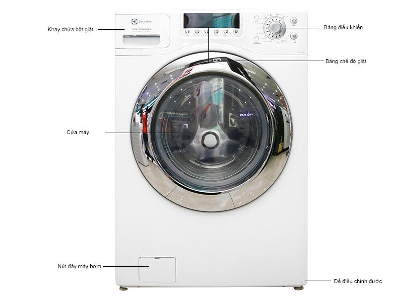 Máy giặt sấy  ELECTROLUX EWW1122DW - 12.0kg giăt- 7kg sấy