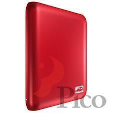 Ổ cứng di động 1TB WD Passport Ultra  2.5 3.0 - Đỏ