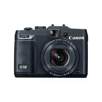 Máy ảnh Canon Powershort G16