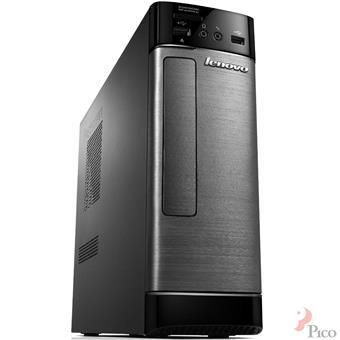 Máy tính để bàn Lenovo H500s (Pentium J2850(2.4GHz/2MB) / 2GB/ 500GB/DVDRW/DOS) cây nhỏ