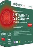 Phần mềm Kaspersky internet securyti 2014 (1 năm/1user)