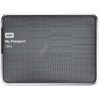 Ổ cứng di động WD 500GB Passport Ultra 2.5 3.0 - Bạc