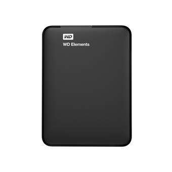 Ổ cứng di động WD Elements 1TB WDBUZG0010BBK