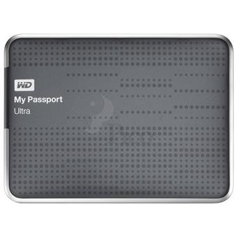 Ổ cứng di động 1TB WD Passport Ultra 2.5 3.0 - Bạc