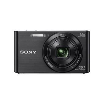 Máy ảnh Sony DSCW830B - Đen