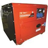 Máy phát điện NGŨ PHÚC CED6500AS động cơ CHANGFA 5.0 - 5.5 kva, đề điện