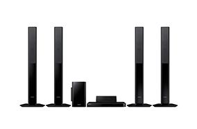 Nhằm gia tăng giải trí lên mức tối đa, Samsung đã trang bị kết nối Internet thông qua WiFi và LAN, cho phép người dùng dễ dàng khám phá thế giới nội dung số đầy hấp dẫn. Bên cạnh đó, các kết nối DLNA, USB Host 2.0, Bluetooth, Screen Mirroring và NFC sẽ là những kết nối không thể thiếu cho bất kỳ hệ thống giải trí thông minh nào.