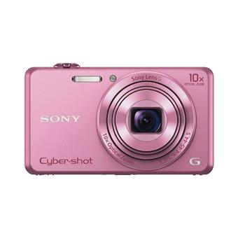 Máy ảnh Sony DSCWX220 - Hồng