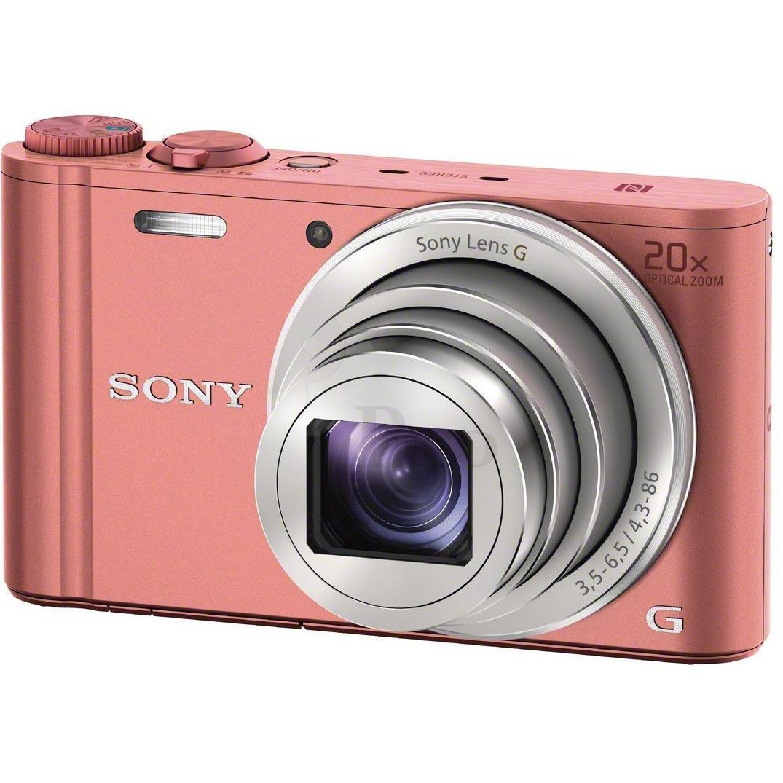 Máy ảnh Sony DSCWX350 - Hồng Sẫm