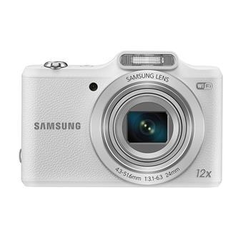 Máy ảnh Samsung WB50 - Trắng