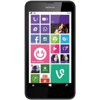 Nokia Lumia 630 RM978 - Đen