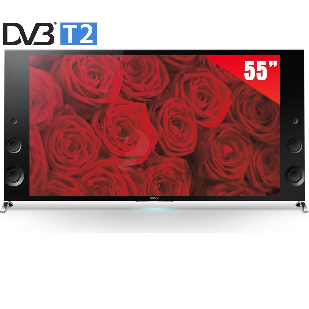 TIVI LED 3D Sony KD55X9000B-55,4K-Ultra HD,800Hz